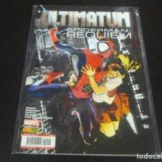 Comics : ULTIMATUM SPIDERMAN REQUIEM. Lote 211502546