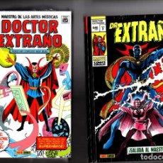 Cómics: DOCTOR EXTRAÑO 1 Y 2 - PANINI / MARVEL OMNI GOLD / NUEVOS Y PRECINTADOS. Lote 224438227