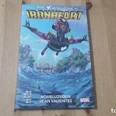 Cómics: RIRI WILLIAMS: IRONHEART (TOMO 1), DE PANINI COMICS (EVE L. EWING). Lote 211806157