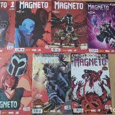 Cómics: X-MEN: MAGNETO (COMPLETA), DE PANINI COMICS (CULLEN BUNN & GABRIEL HERNÁNDEZ WALTA). Lote 211807298