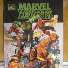 Cómics: MARVEL DELUXE / MARVEL ZOMBIES / HAMBRE INSACIABLE / INTEGRAL / PANINI / MUY BUEN ESTADO. Lote 211817830