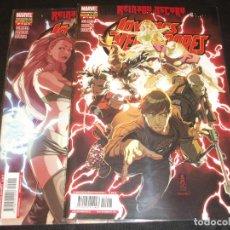Comics : REINADO OSCURO JOVENES VENGADORES 2 COMICS COMPLETA BUEN ESTADO. Lote 211839487