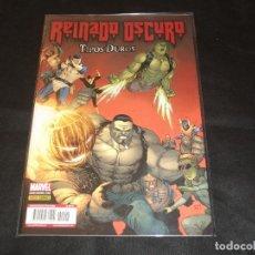 Comics : REINADO OSCURO TIPOS DUROS COMPLETA BUEN ESTADO. Lote 211839567