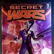 Fumetti: SECRET WARS 3. Lote 211867490