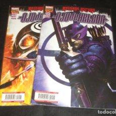 Comics : REINADO OSCURO OJO DE HALCON COMPLETA 2 NUMEROS BUEN ESTADO. Lote 211938023