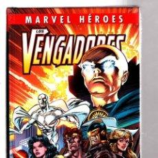 Cómics: LOS VENGADORES : LA LLEGADA DE PROCTOR - PANINI / MARVEL HEROES 99 / TAPA DURA / NUEVO Y PRECINTADO. Lote 294386188
