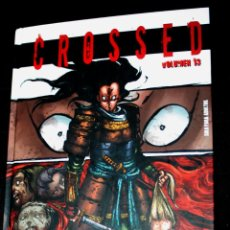 Cómics: CROSSED NÚM. 13 -- REBAJADO--. Lote 212110812