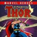 Lote 212271545: Marvel Héroes. El poderoso Thor de DeFalco y Frenz 1 Panini Cómics
