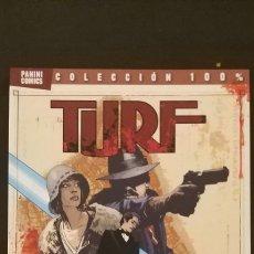 Comics: TURF. ROSS EDWARDS. Lote 212402782