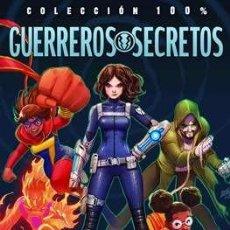 Cómics: 100% MARVEL GUERREROS SECRETOS TOMO 1 UN NUEVO PRINCIPIO PARA EL MUNDO. Lote 212559212