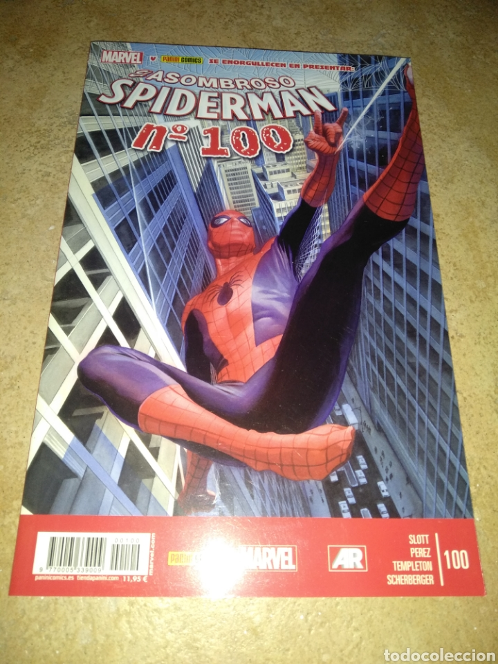 EL ASOMBROSO SPIDERMAN 100 (Tebeos y Comics - Panini - Marvel Comic)