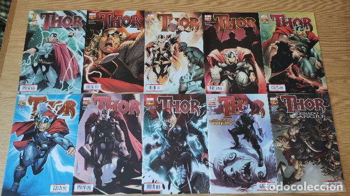 THOR (01-28), DE PANINI COMICS (ETAPA JOE MICHAEL STRACZYNSKI COMPLETA) (Tebeos y Comics - Panini - Marvel Comic)