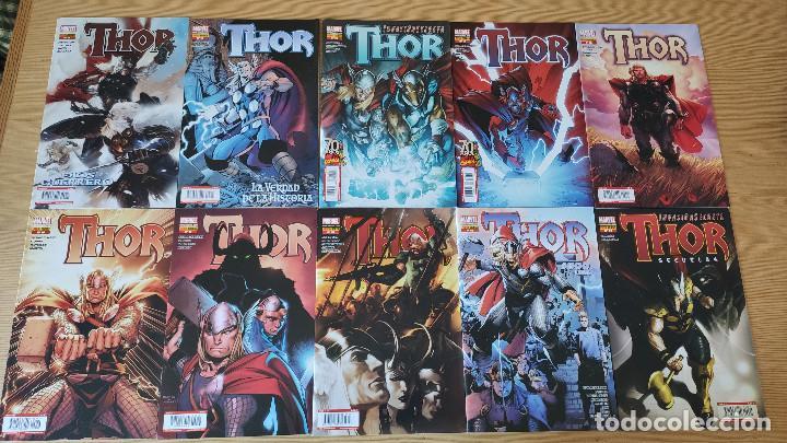 Cómics: Thor (01-28), de Panini Comics (Etapa Joe Michael Straczynski Completa) - Foto 2 - 212711053