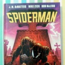 Cómics: SPIDERMAN LA ULTIMA CACERIA DE KRAVEN MARVEL PANINI COMICS 2017. Lote 212757896
