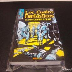 Comics : LOS 4 FANTÁSTICOS. EL LARGO CAMINO A CASA MARVEL GOLD. Lote 212948341
