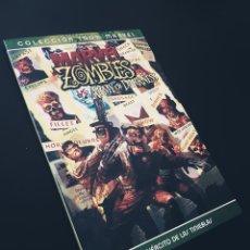Cómics: DE KIOSCO MARVEL ZOMBIES ARMY OF DARKNESS COLECCION 100% MARVEL TOMO PANINI. Lote 212958695