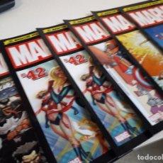Comics : LOTE 5 MAGAZINE MARVEL DE PANINI. Lote 213301230