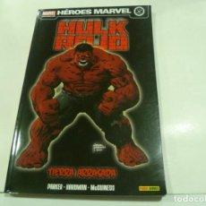 Comics : NÚMEROS 1, 2 Y 3 DE HULK ROJO-NUEVOS. Lote 213350785