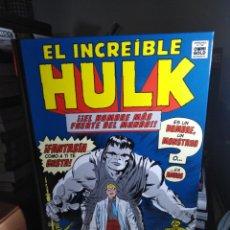Comics : EL INCREÍBLE HULK 1 OMNIGOLD. Lote 213483208
