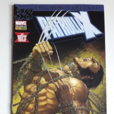 Comics : PATRULLA X VOL 3. NUM 38. EXCELENTE ESTADO. Lote 213496536