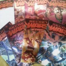 Cómics: SECRET WARS 1 AL 9 - COMPLETA. Lote 213566012