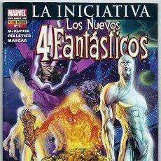 Cómics: LOS NUEVOS 4 FANTÁSTICOS, 2 / LA INICIATIVA - PANINI, 02/2008. Lote 56023658