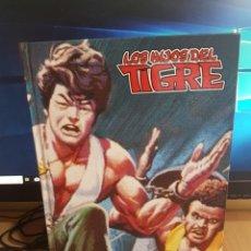 Cómics: LOS HIJOS DEL TIGRE. Lote 213619633