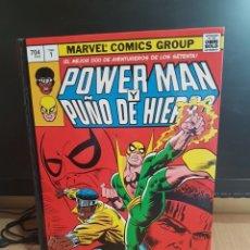 Cómics: HEROES DE ALQUILER . LUKE CAGE ( POWERMAN ) . IRON FIST. Lote 213620137