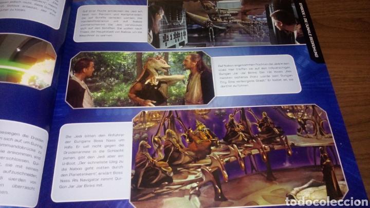 Cómics: Star wars aleman Alemania panini books 6 saga episodios con muchas fotos tapa dura inedito en tc. - Foto 2 - 213823618