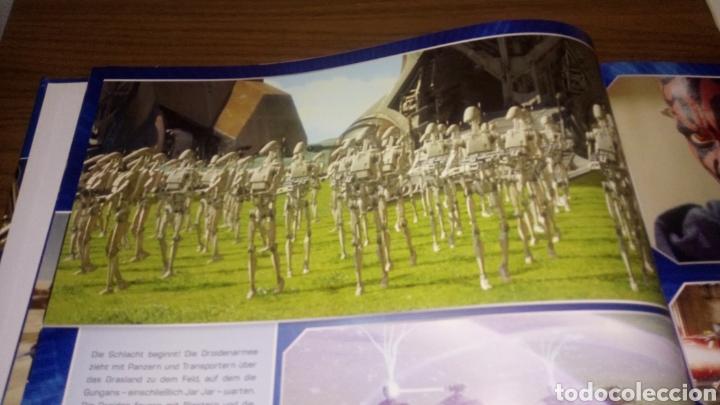 Cómics: Star wars aleman Alemania panini books 6 saga episodios con muchas fotos tapa dura inedito en tc. - Foto 3 - 213823618