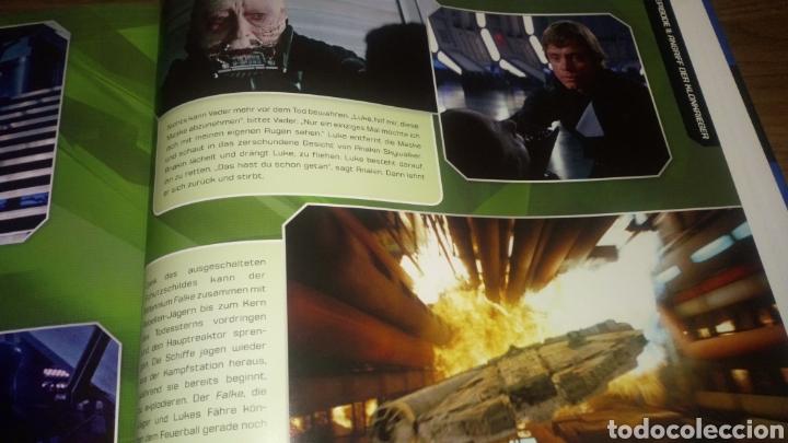Cómics: Star wars aleman Alemania panini books 6 saga episodios con muchas fotos tapa dura inedito en tc. - Foto 4 - 213823618