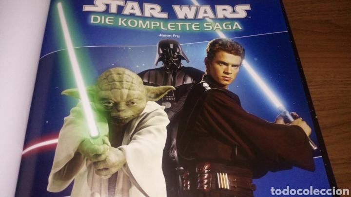 Cómics: Star wars aleman Alemania panini books 6 saga episodios con muchas fotos tapa dura inedito en tc. - Foto 5 - 213823618