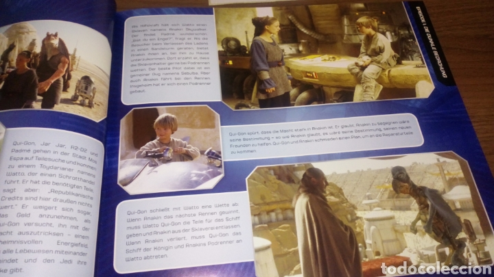 Cómics: Star wars aleman Alemania panini books 6 saga episodios con muchas fotos tapa dura inedito en tc. - Foto 6 - 213823618