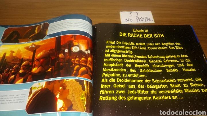 Cómics: Star wars aleman Alemania panini books 6 saga episodios con muchas fotos tapa dura inedito en tc. - Foto 7 - 213823618