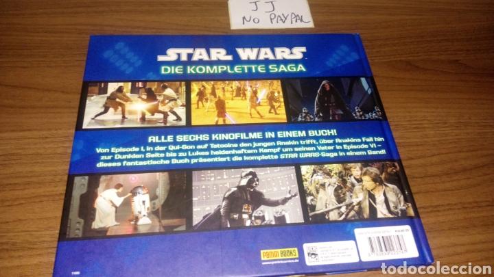 Cómics: Star wars aleman Alemania panini books 6 saga episodios con muchas fotos tapa dura inedito en tc. - Foto 8 - 213823618