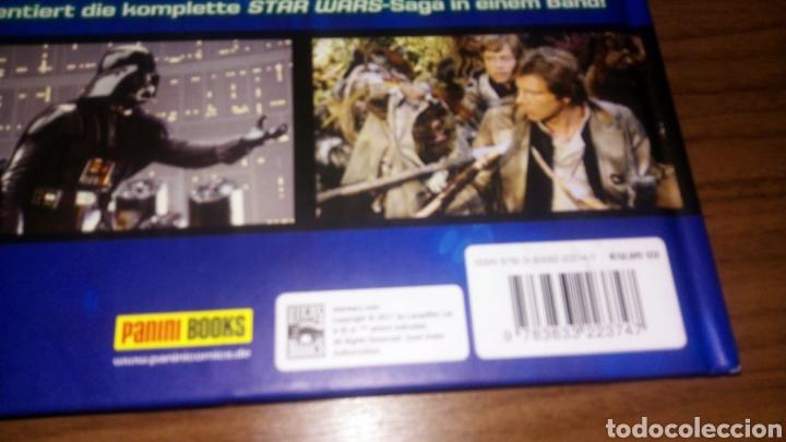 Cómics: Star wars aleman Alemania panini books 6 saga episodios con muchas fotos tapa dura inedito en tc. - Foto 9 - 213823618