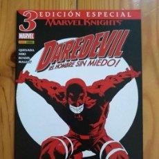Cómics: DAREDEVIL MARVEL KNIGHTS Nº 3 EDICIÓN ESPECIAL - EXCELENTE ESTADO. Lote 213850585