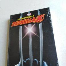 Cómics: LIBRO LA INCREÍBLE PATRULLA-X ( MARVEL ). Lote 213878526