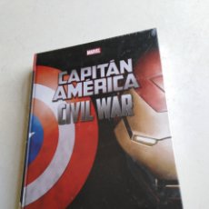 Cómics: LIBRO CAPITÁN AMÉRICA, CIVIL WAR ( MARVEL ). Lote 213878772