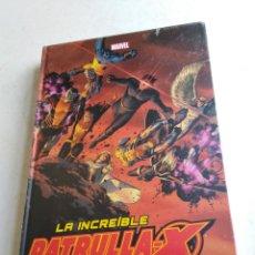 Cómics: LIBRO LA INCREÍBLE PATRULLA-X ( MARVEL ). Lote 213878906