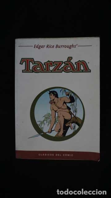 TARZÁN, CLASICOS DEL COMIC, EDGAR RICE BURROUGHS, ISBN 8496389138, 9788496389137 (Tebeos y Comics - Panini - Otros)
