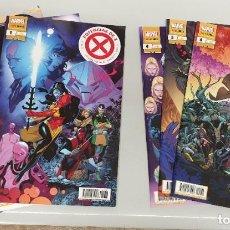 Comics: POTENCIAS DE X ¡ COMPLETA 6 NUMEROS ! JONATHAN HICKMAN / MARVEL - PANINI. Lote 213948871
