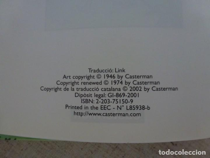 Cómics: Tintín al Congo Hergé Casterman Panini Català formato pequeño - Foto 4 - 213957285