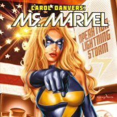 Cómics: CAROL DANVERS MS MARVEL 2 : LA INICIATIVA - PANINI / 100% MARVEL HC / TAPA DURA. Lote 214121746
