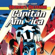 Cómics: CAPITÁN AMÉRICA 1 : SERVIR Y PROTEGER - PANINI / MARVEL HEROES RETURN / TAPA DURA. Lote 214124858