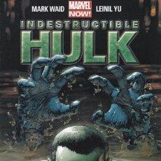 Cómics: INDESTRUCTIBLE HULK - Nº 12 012 - AGENTE DE S.H.I.E.L.D. PARTE 4 - MAYO 2013 - PANINI -. Lote 214300435