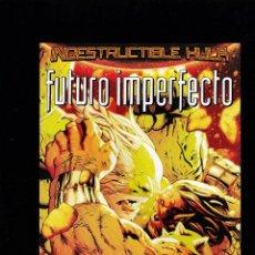 Cómics: INDESTRUCTIBLE HULK - Nº 44 044 - SECRET WARS: FUTURO IMPERFECTO - ENERO 2016 - PANINI -. Lote 214301120