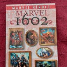 Cómics: MARVEL HEROES-MARVEL 1602 -SUPER HEROES EN EL SIGLO XVII - COMIC PANINI. Lote 214415260