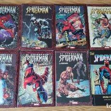 Cómics: BEST OF MARVEL ESSENTIALS: AMAZING SPIDERMAN (1-8), DE PANINI COMICS (JOE MICHAEL STRACZYNSKI). Lote 214497843