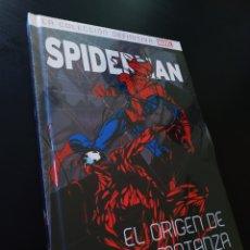 Cómics: DE KIOSCO SPIDERMAN 29 EL ORIGEN DE MATANZA LA COLECCION DEFINITIVA PANINI PRECINTADO. Lote 214603658